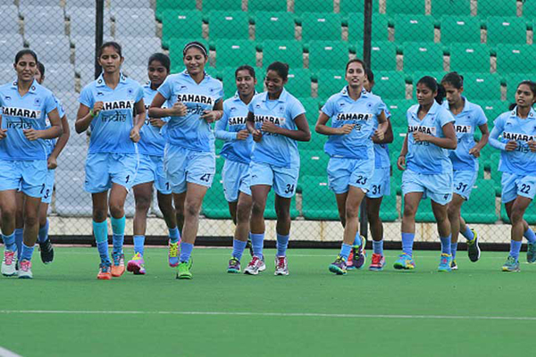 Hockey India names 18-member womens squad for Spain tour