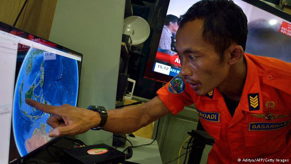 Tail of AirAsia jet found: Indonesia