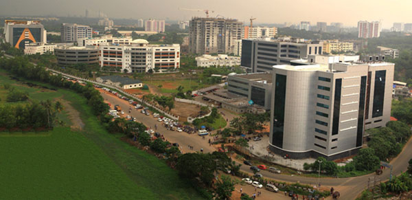 CM dedicates Kochi Infoparks Phase II campus to the state