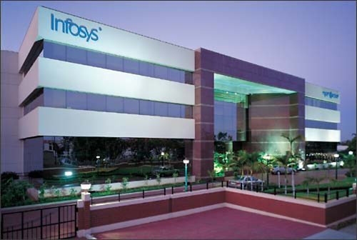 Infosys forecasts 6-10 percent revenue growth this fiscal