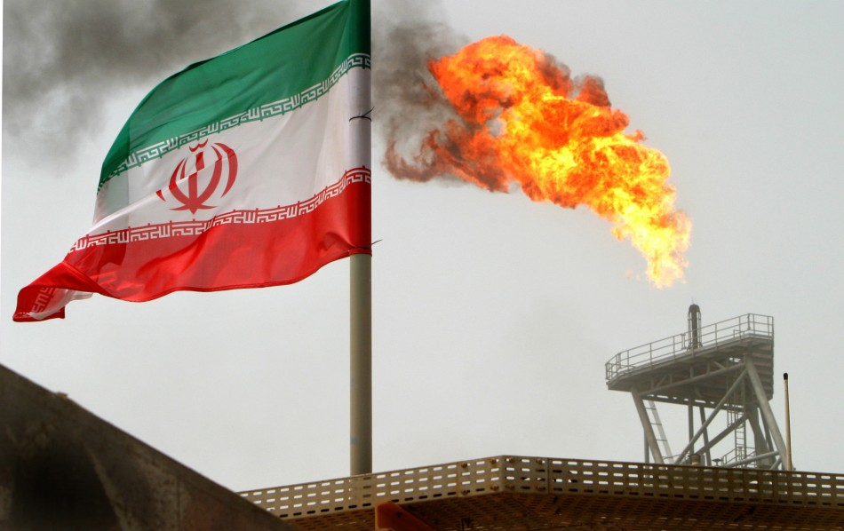 Iran increases oil production, sends first shipment to Europe