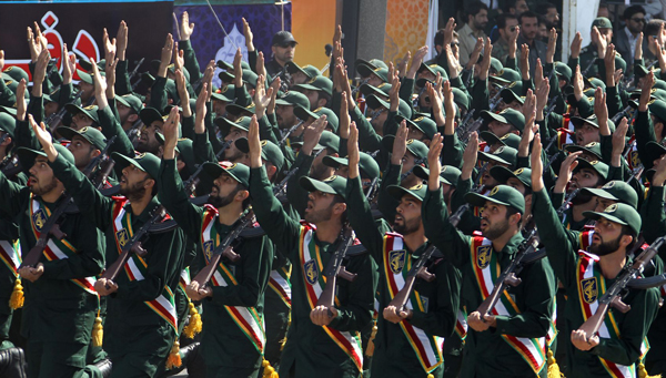 US to declare Irans Revolutionary Guards as terrorist group: WSJ