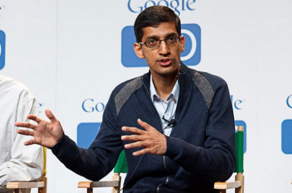 India-born Sundar Pichai is Googles new product chief