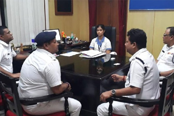 Kolkata girl made DCP for a day for coming fourth in ISC exam