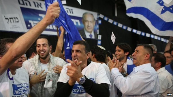 Israel election: Netanyahus Likud party storms to victory