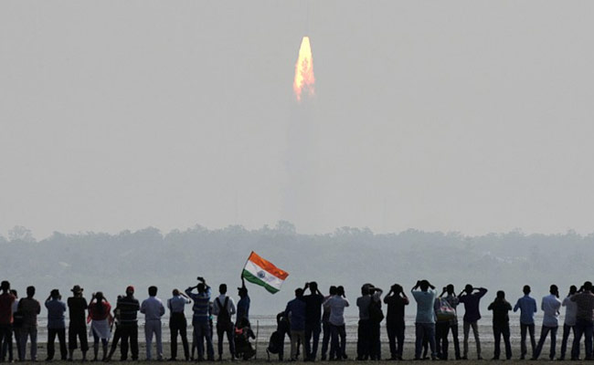 Indias record satellite launch ramps up space race: Chinese media