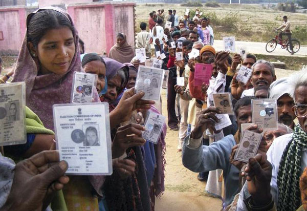 Jharkhand records over one-third polling