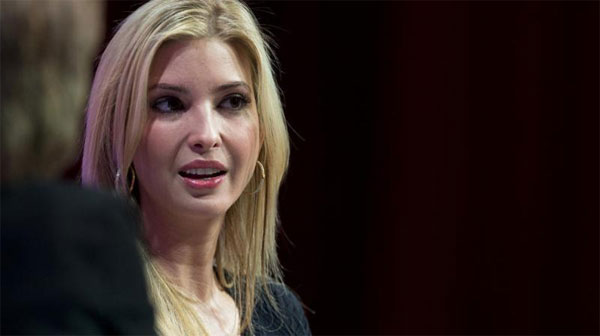Ivanka Trump to lead US delegation for summit in India
