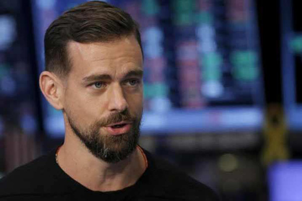 Twitter CEO stirs up storm for posing with anti-Brahmin poster