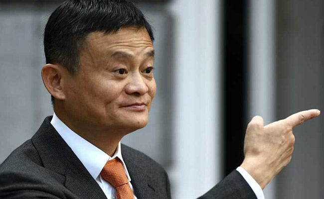 Alibabas Jack Ma to retire next year, Daniel Zhang to succeed