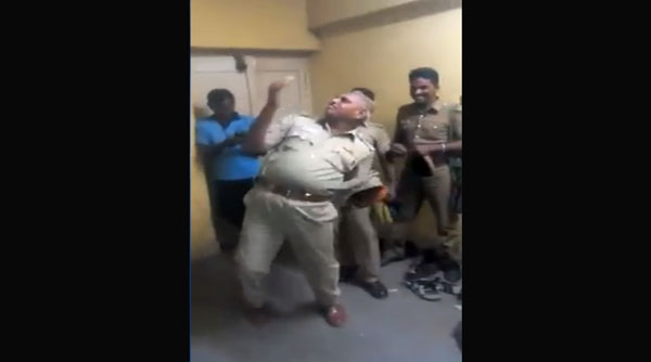 Dancing jailer's video goes viral