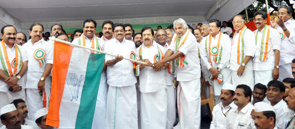 Congress will bounce back under Sonia, Rahul Gandhi: Chandy