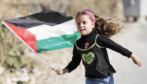 Meet Palestines youngest reporter
