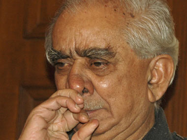 Two months later, Jaswant Singh still in coma