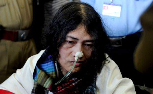 Irom Sharmila condemns Manipur killing; urges repeal of AFSPA