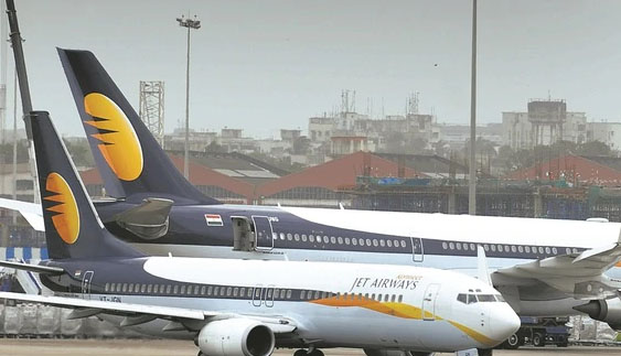 Govt to allocate 440 vacant Jet slots to other airlines