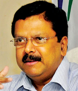 Palmolein case not to stop Jiji Thomson from becoming Chief Secretary