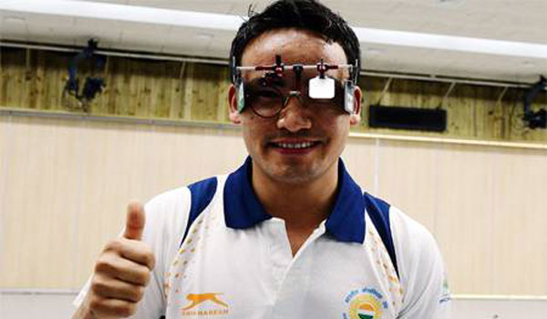 UP announces Rs. 50 lakh award for shooter Jitu Rai