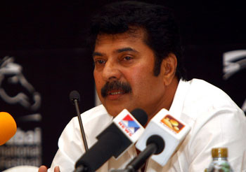 Stop the witch hunt against Mohanlal, says Mammootty