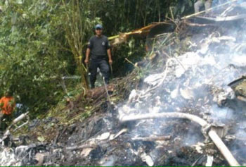 Helicopter crash in Mexico kills three