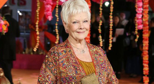 I am coping with my losing vision: Judi Dench