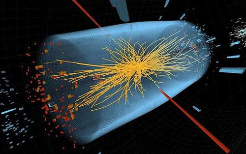 Leaked video suggests God Particle was found