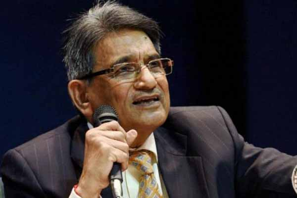 Former CJI RM Lodha cheated of Rs 1 lakh online