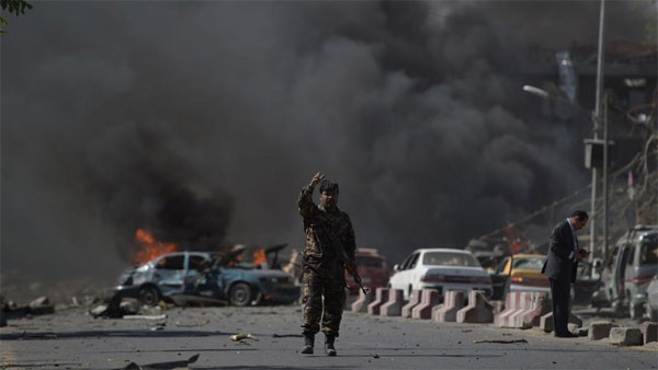80 killed, hundreds wounded in Kabul suicide attack