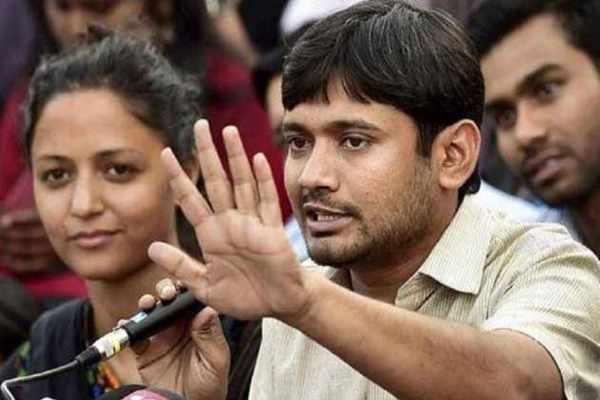 Charge sheet in sedition case politically motivated: Kanhaiya Kumar