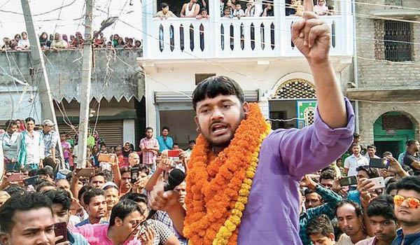 Unemployed Kanhaiya earned Rs 8.5 lakh in 2 years
