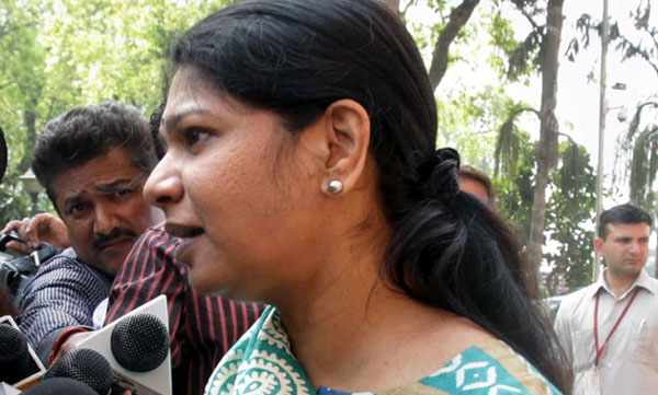 2G case trail: Kanimozhi opposes CBI plea seeking more witnesses