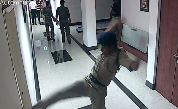 Kozhikode airport clashes: 9 CISF personnel arrested