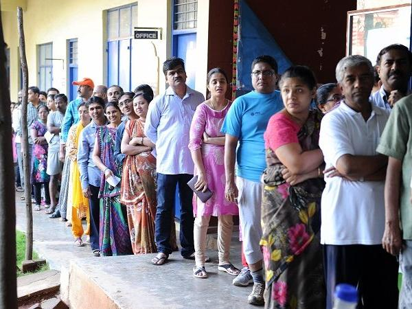 Voting underway for Karnataka by-polls