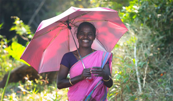 These tribal women in Attapady fight odds to make umbrellas