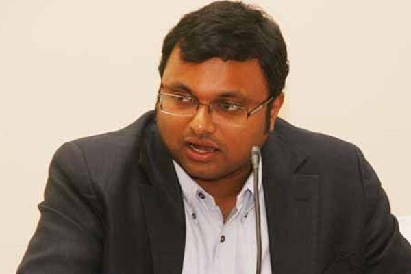 Congress clears 10 more LS candidates; fields Karti Chidambaram from Sivaganga