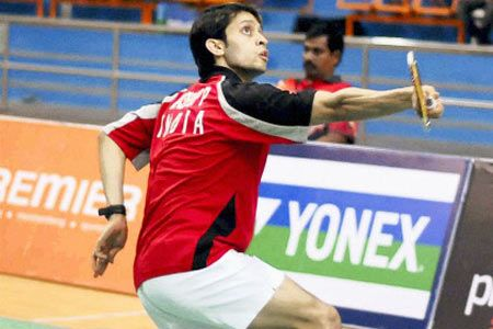 Kashyap reaches semifinals of Indonesian Open