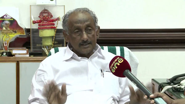K C Joseph offers unconditional apology to HC over derogatory remarks made against judge