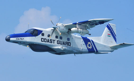 Search continues for missing Dornier aircraft