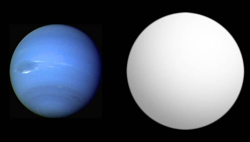 Water vapour found at distant Neptune-sized planet