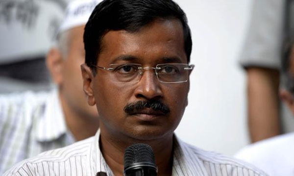 Deeply pained by whats going on: Kejriwal