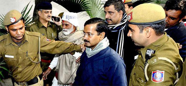 Z category security cover for Kejriwal