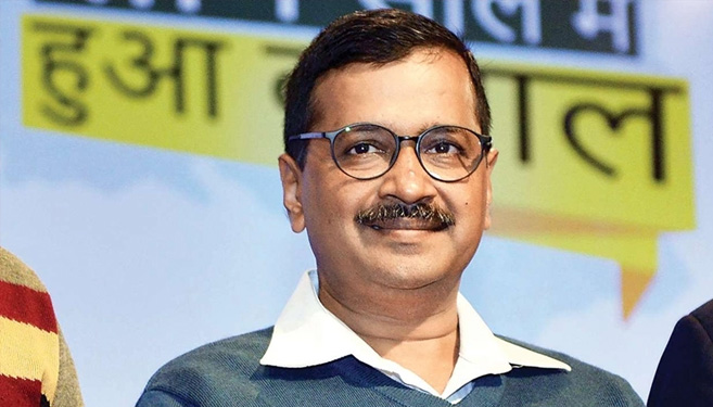 AAP worked for middle class too: Kejriwal