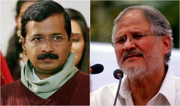 Jung rejects appointment made by Kejriwal government