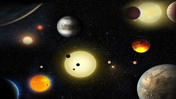 NASAs Kepler probe discovers over 1,200 new planets