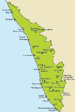 Record Rs 7,678 cr NABARD financing to Kerala in 2014-15