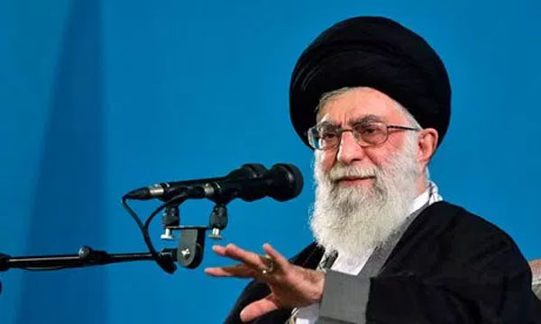 Iran's Khamenei threatens to shred nuclear deal if US quits