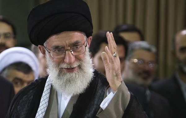 US should not be trusted, says Irans supreme leader
