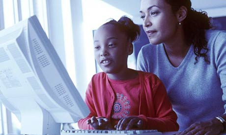 More parents learning internet, mobile games from kids