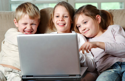 Six-year-olds understand digital technology better than adults