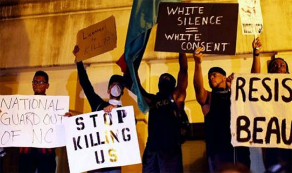 Black mans death: Curfew declared in US city as unrest continues